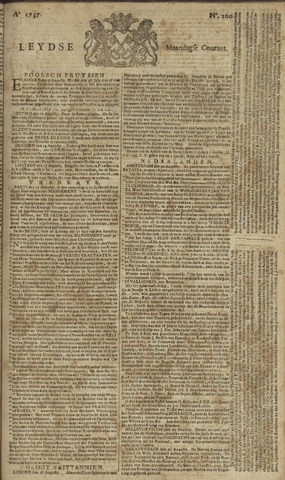 Leydse Courant 1757-08-22
