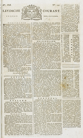 Leydse Courant 1828-11-21