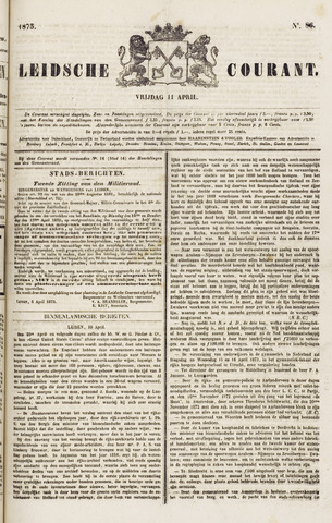 Leydse Courant 1873-04-11