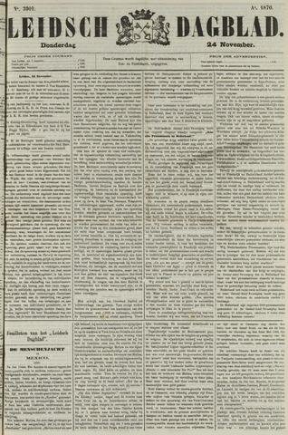 Leidsch Dagblad 1870-11-24