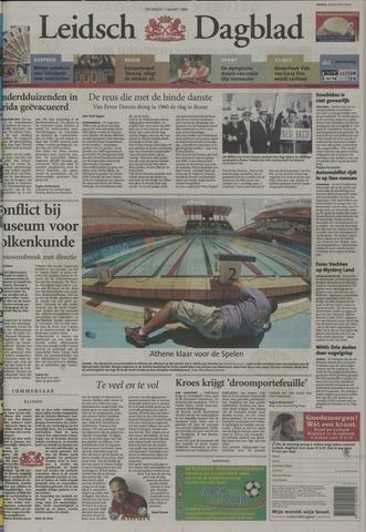 Leidsch Dagblad 2004-08-13
