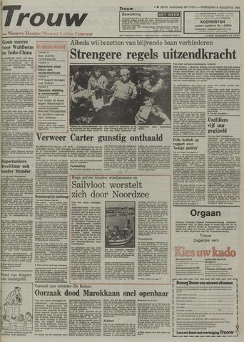 Nieuwe Leidsche Courant 1980-08-06