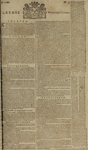 Leydse Courant 1767-03-25