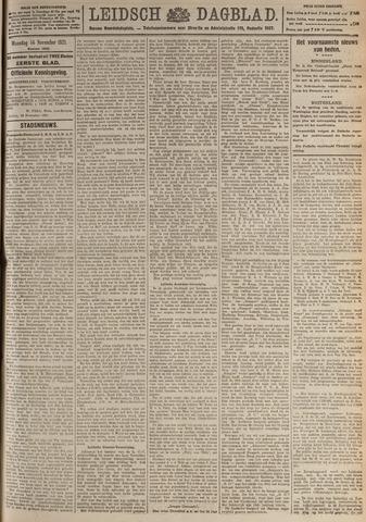 Leidsch Dagblad 1921-11-14