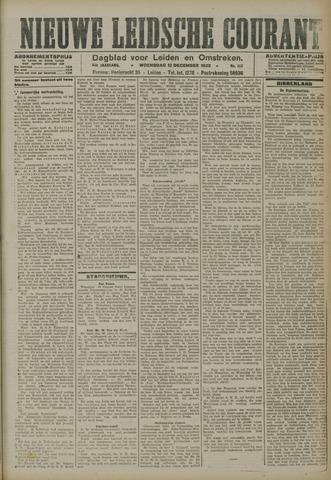 Nieuwe Leidsche Courant 1923-12-12