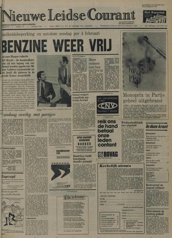 Nieuwe Leidsche Courant 1974-01-24