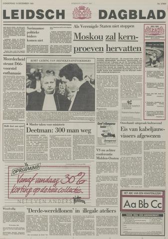 Leidsch Dagblad 1985-12-19