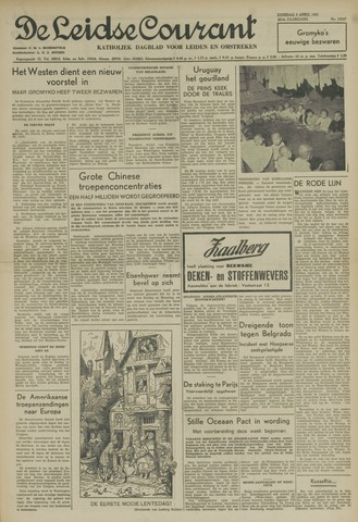 Leidse Courant 1951-04-03