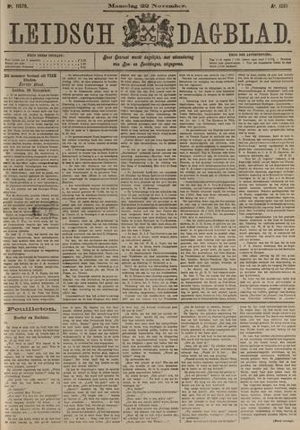 Leidsch Dagblad 1897-11-22
