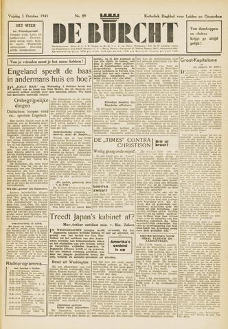 De Burcht 1945-10-05