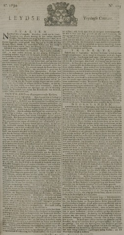 Leydse Courant 1734-09-24