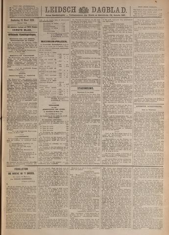 Leidsch Dagblad 1920-03-25