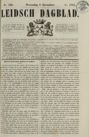 Leidsch Dagblad 1861-11-06