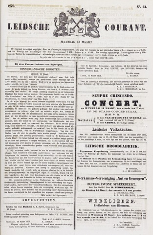 Leydse Courant 1876-03-13