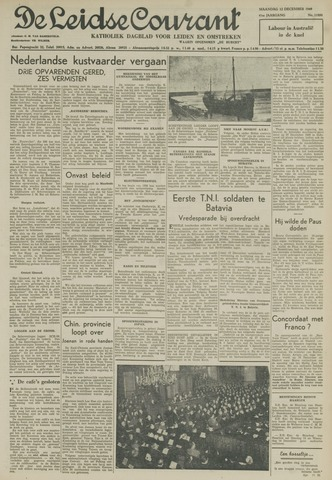 Leidse Courant 1949-12-12