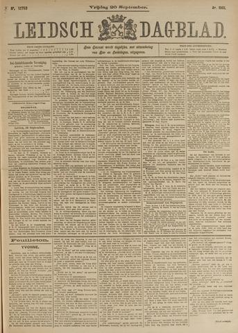 Leidsch Dagblad 1901-09-20