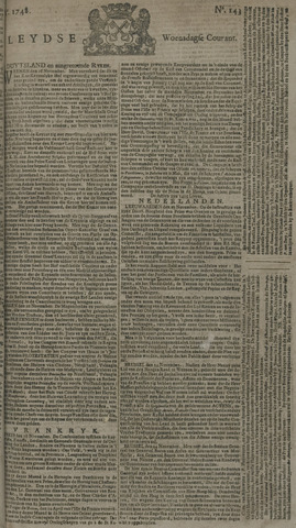 Leydse Courant 1748-11-27