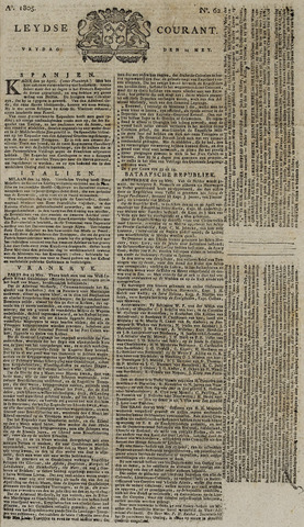 Leydse Courant 1805-05-24