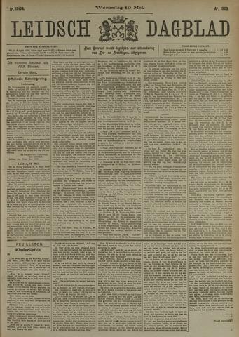 Leidsch Dagblad 1909-05-19