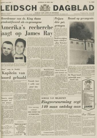 Leidsch Dagblad 1968-04-20