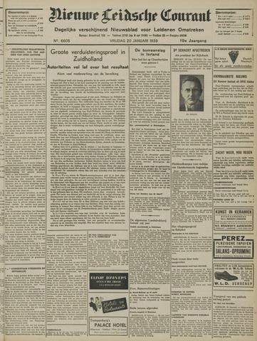 Nieuwe Leidsche Courant 1939-01-20