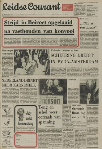 Leidse Courant 1976-01-07