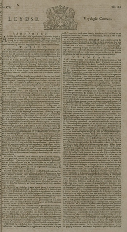 Leydse Courant 1725-10-26