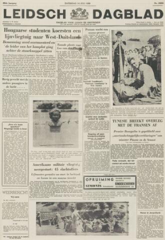 Leidsch Dagblad 1956-07-14