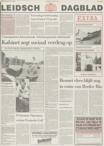Leidsch Dagblad 1988-07-23