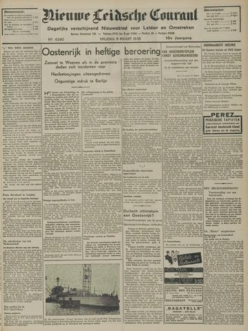Nieuwe Leidsche Courant 1938-03-11