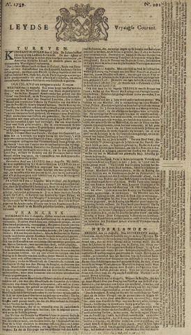 Leydse Courant 1759-08-24