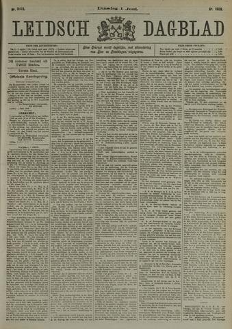 Leidsch Dagblad 1909-06-01
