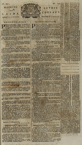 Leydse Courant 1811-11-27