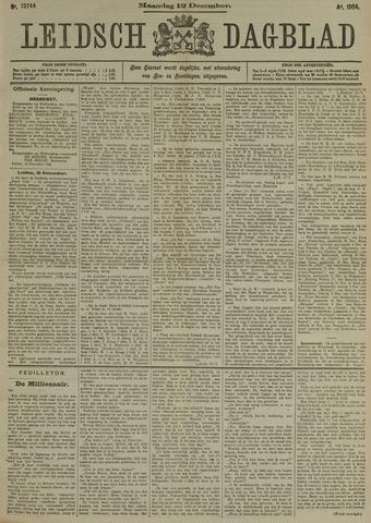 Leidsch Dagblad 1904-12-12