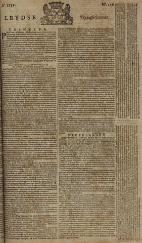 Leydse Courant 1752-10-20
