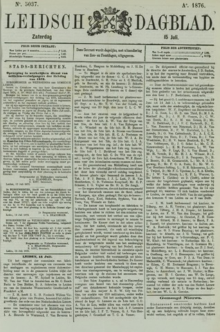 Leidsch Dagblad 1876-07-15