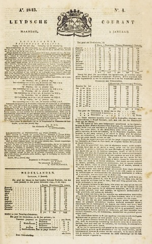 Leydse Courant 1843-01-09