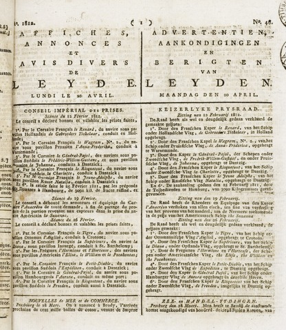 Leydse Courant 1812-04-20