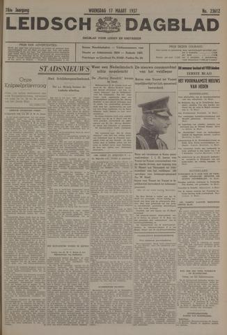 Leidsch Dagblad 1937-03-17