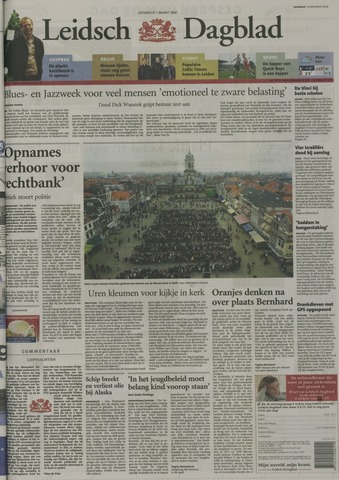 Leidsch Dagblad 2004-12-13