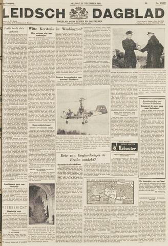 Leidsch Dagblad 1951-12-21