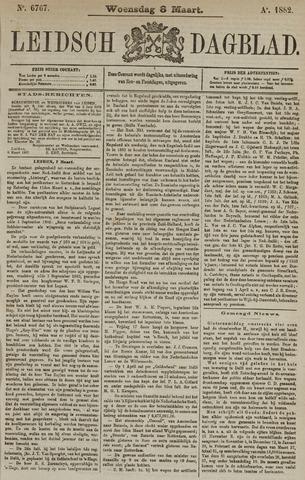 Leidsch Dagblad 1882-03-08