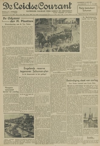 Leidse Courant 1950-06-22