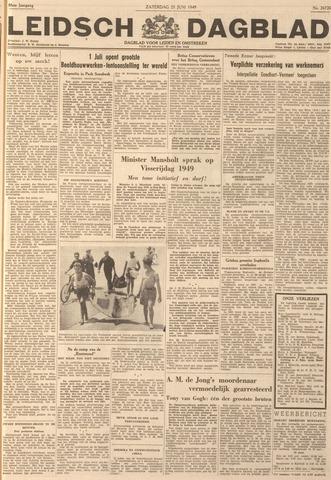 Leidsch Dagblad 1949-06-25