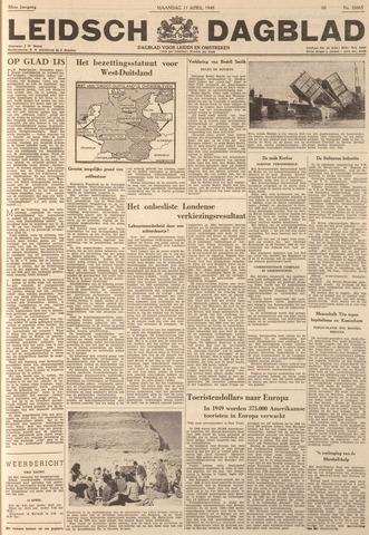 Leidsch Dagblad 1949-04-11