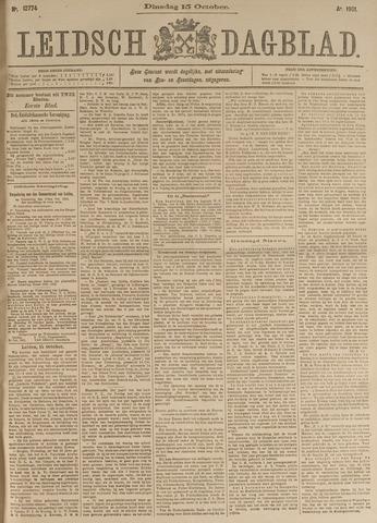 Leidsch Dagblad 1901-10-15