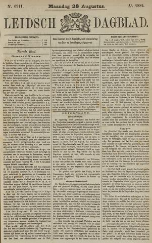 Leidsch Dagblad 1882-08-28