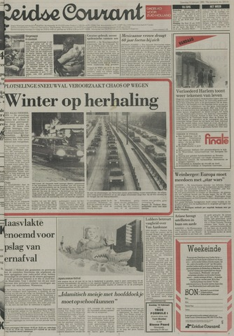 Leidse Courant 1985-02-09