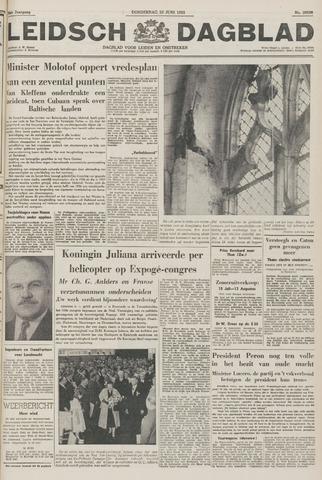 Leidsch Dagblad 1955-06-23