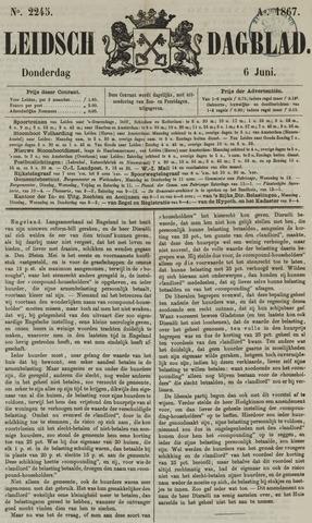 Leidsch Dagblad 1867-06-06